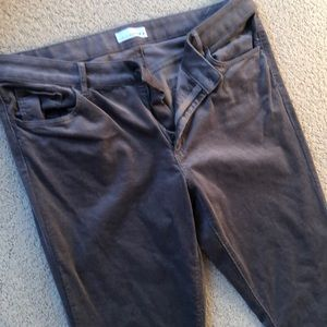 Loft Skinny Corduroy Pants